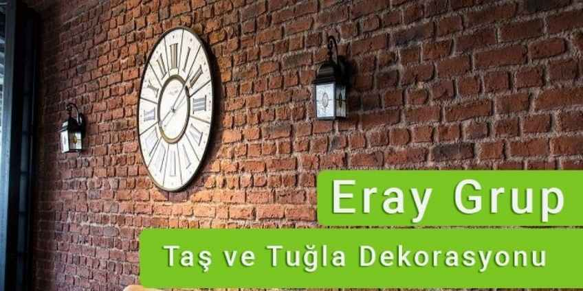 Taş Ve Tuğla Dekorasyonu Ankara
