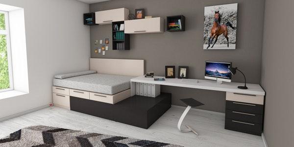 Genç Odası Modelleri Ankara