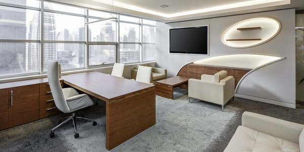 Ofis Dekorasyonu Ankara