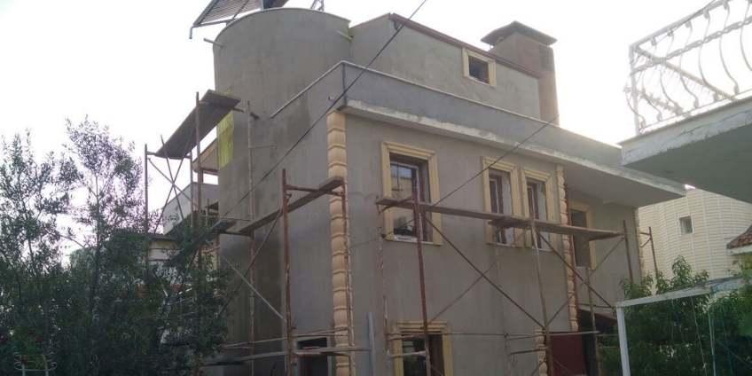 Bina Dış Cephe Yenileme Ankara