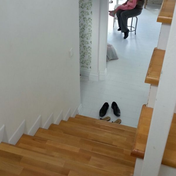 Ceviz Merdiven