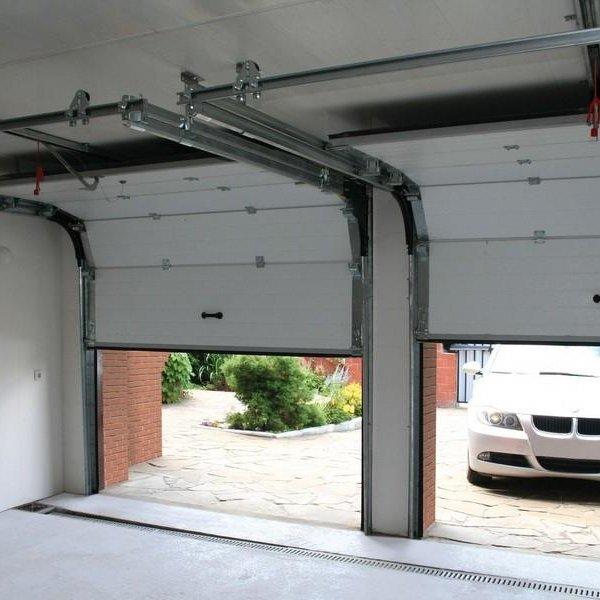 Seksiyonel Tip Garaj Kapısı