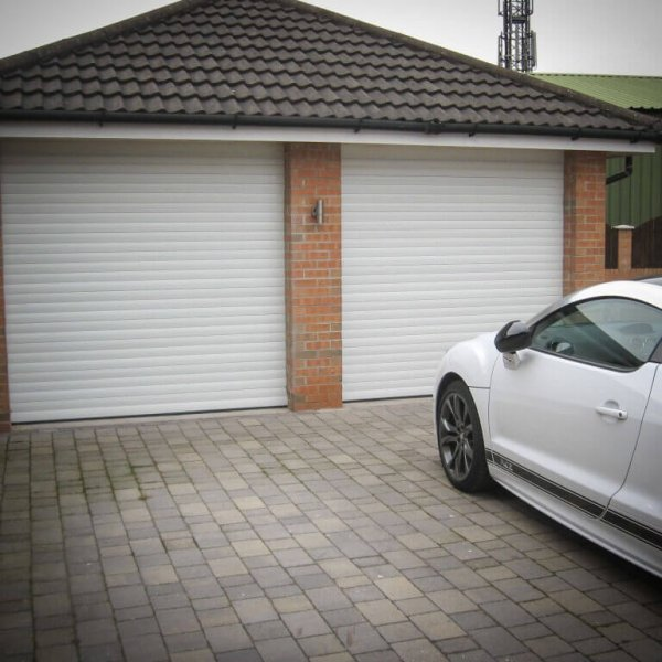 Sarmal Tip Garaj Kapısı